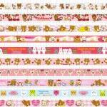 Mixed Kawaii deco tape