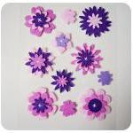 Felt Flower embellishment s..
