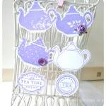 Teapot Embellishment for Sc..