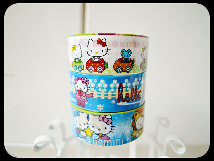 Hello Kitty Kawaii deco tape