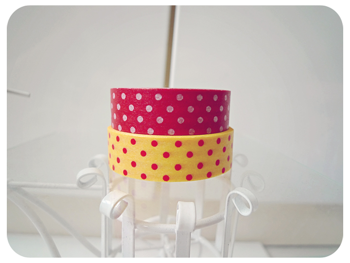 Washi Tape for 2 rolls