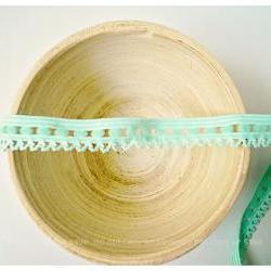 Light Green Mint Ribbon